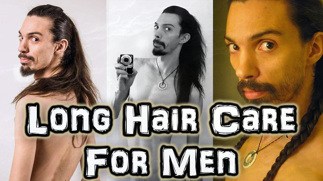 Hair Care Tips for Men, By Men