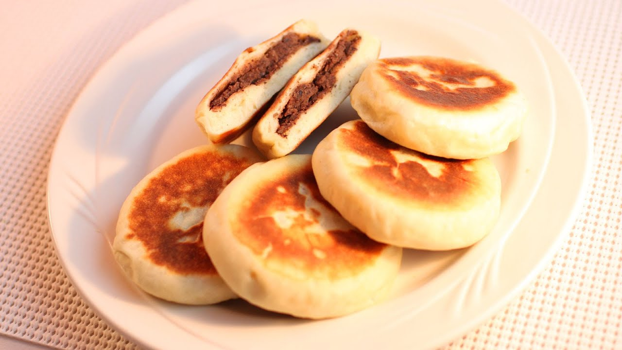 Red Bean Paste Pancakes Recipe Recipe — Dishmaps
