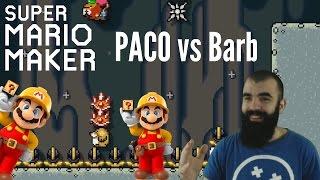 The Appetizer | PACO vs Barbarian | Mario Maker Super Expert Level