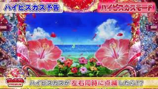 沖海4演出動画「ハイビスカスが左右同時に点滅すると…!?」 thumbnail