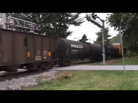 CSX Train Running Through Smithsburg was a