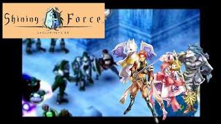 Shining Force Neo Opening