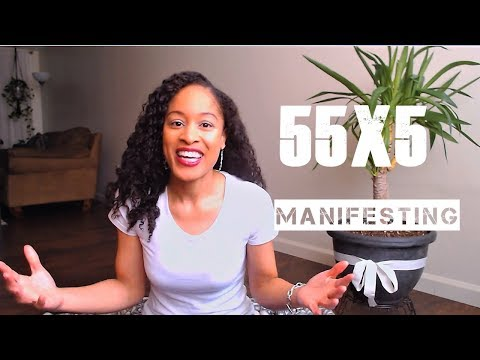 What Makes the 55x5 Manifestation Method Effective? - Creative Mind