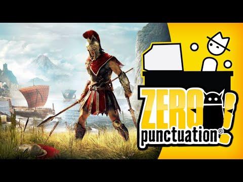 Assassin's Creed: Odyssey (Zero Punctuation)