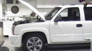 Beastly Twin Blown 2003 Avalanche!  Nelson Racing Engines.  NRE. Dual Superchargers!