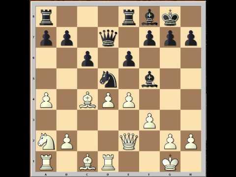 Slav Defense: Kasparov vs Anand: Dortmund 1992