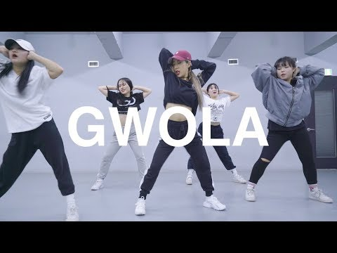 GWOLA - Honey Cocaine | YEOJIN choreography | Prepix Dance Studio