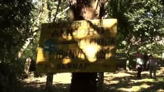 Parque Nacional Amboró - Emprendimiento comunitario La Chonta