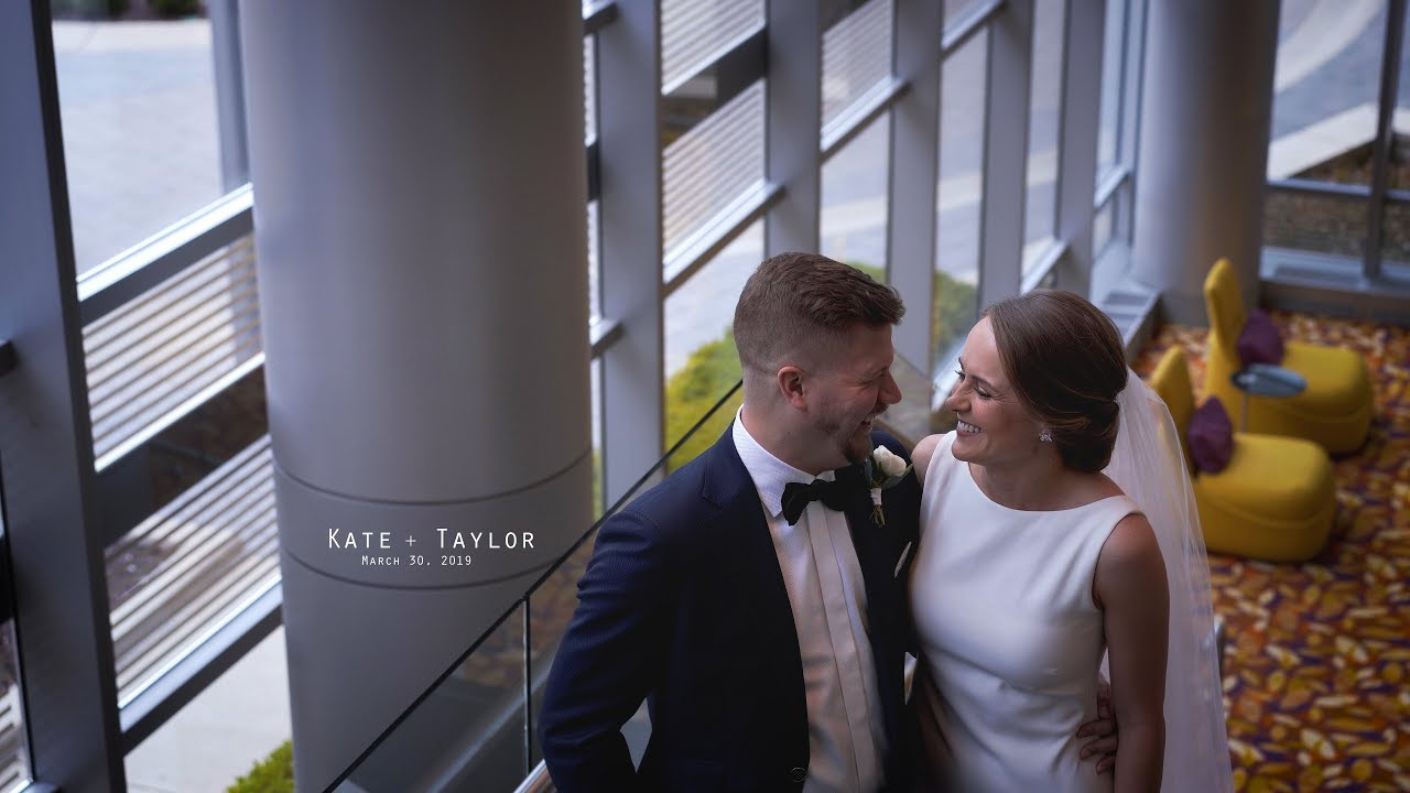 Kate and Taylor's wedding film