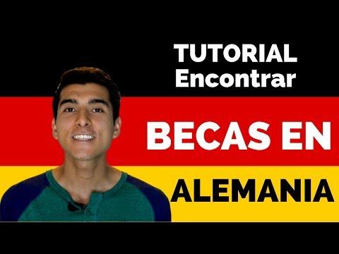 Cómo encontrar Becas para estudiar en Alemania - PASO A PASO