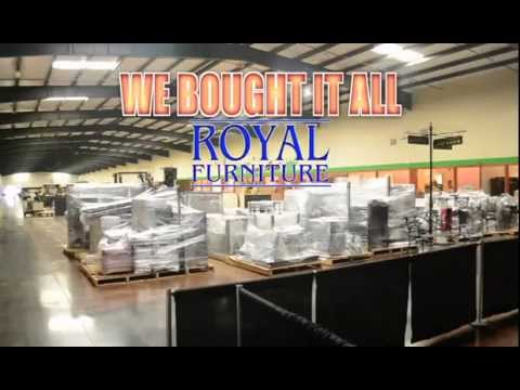 Royal Furniture Outlet Clearance