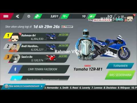 Motogp Championsip Quest Apk On Android Youtube