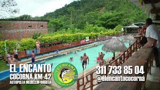 Conozca la Finca hotel - El Encanto en Cocorná
