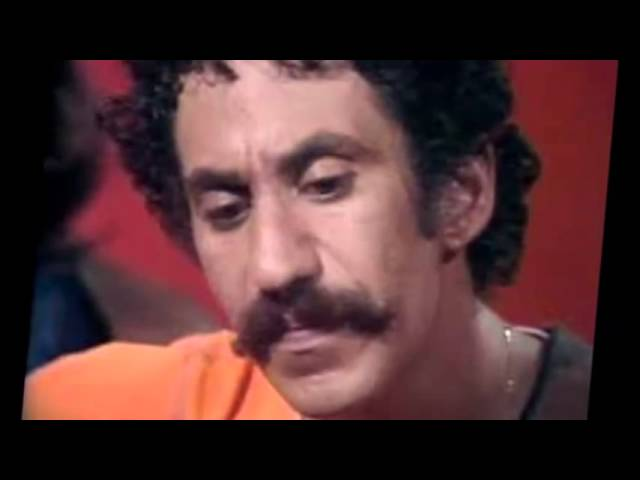 Jim Croce -- I'll Have To Say I Love You In A Song