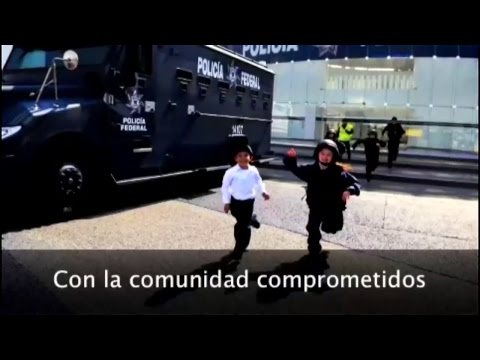 """Ceremonia """"Mérito y Reconocimiento de la Policía Federal 2017"""""""