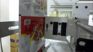 Linx TT3 with Ishida ASTRO packing machine Thumbnail