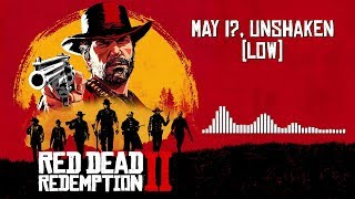 Red Dead Redemption 2 Official Soundtrack - May I, Unshaken (Low) | HD (With Visualizer) Video