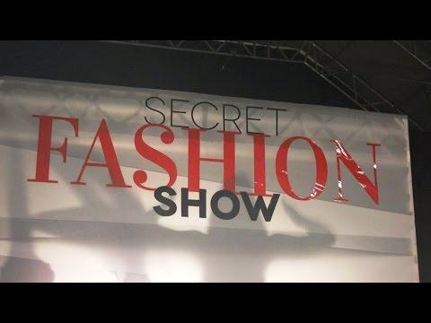 SECRET FASHION SHOW 2015 München Tohalle
