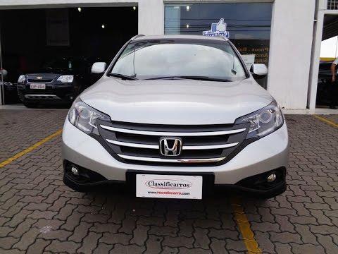 Honda CR-V EXL 4X4 2.0 16v Automática - 2012