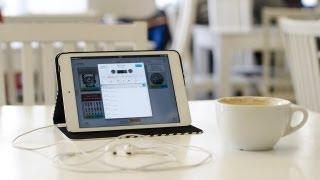 Ароматный кофе, уютное кафе и любимая книга на iPad(, 2013-03-22T08:18:20.000Z)