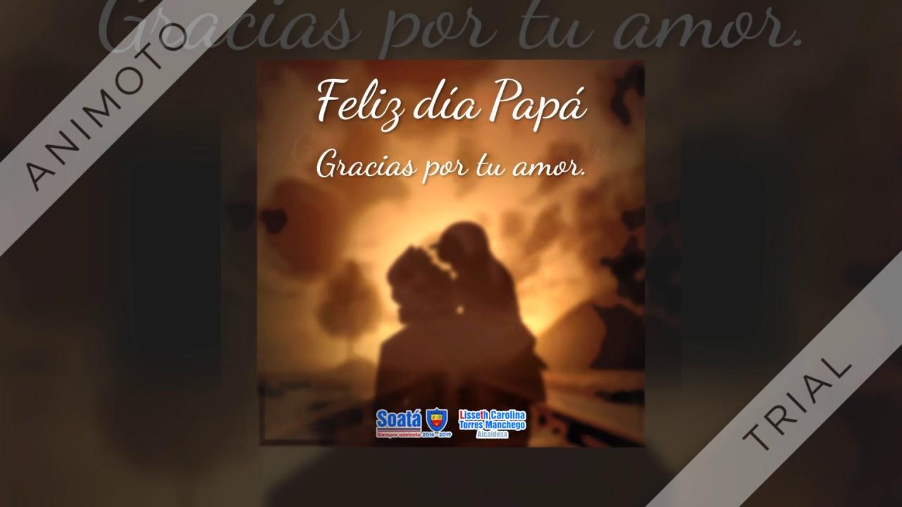 Download ¡Feliz día papito!