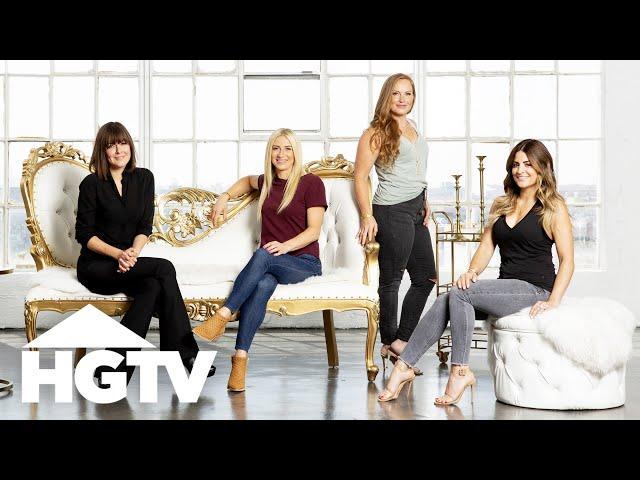 Rock the Roundtable\: How HGTV Stars Got Their Start