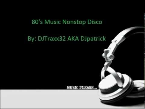 80's Disco Mix Sessions (Nonstop) HD
