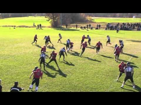 St Vital Mustangs vs St James Rods Semis  Oct 17 2015