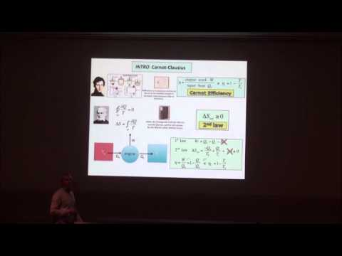 Thermodynamic Efficiency Revisited - Prof. Dr. Christian Van Den Broeck