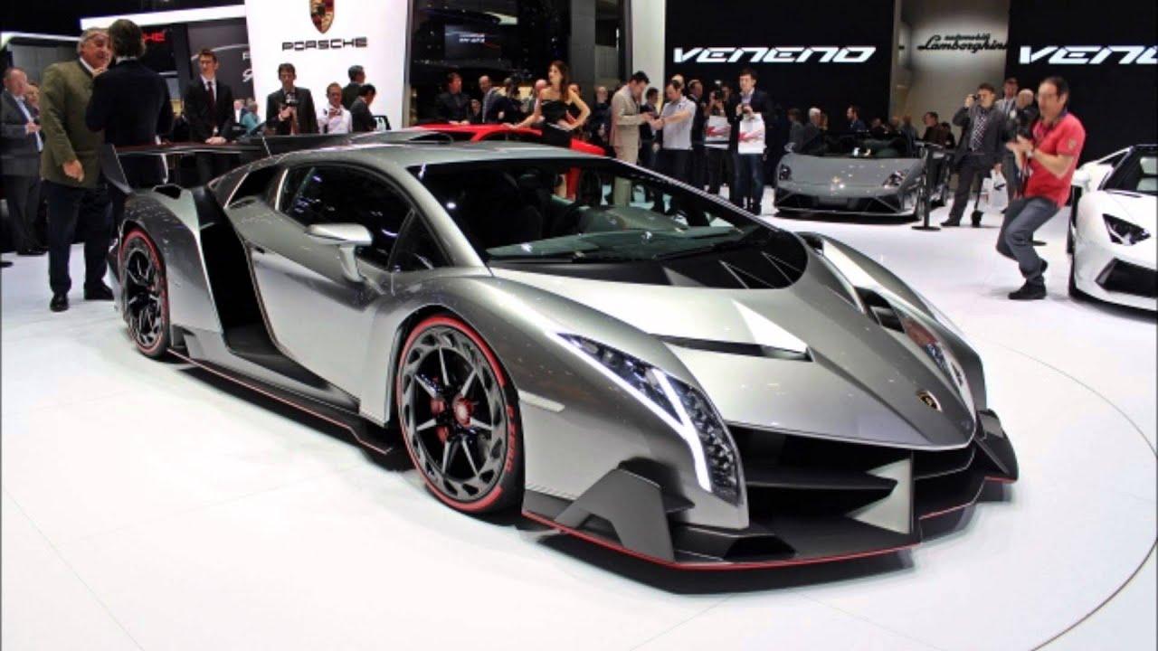 Lamborghini Veneno The Most Sick Looking Car 2013 Youtube