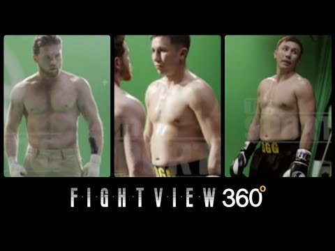 GGG LOOKS FAT 45 DAYS BEFORE CANELO VS GGG 2? VADA GRASS FED? WILL CANELO FOCUS ON BODY?