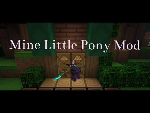Mine Little Pony~Mod Reviews {2}