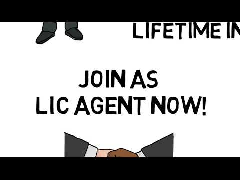 Become LIC Agent Whiteboard Animation Video by Life Life Coimbatore