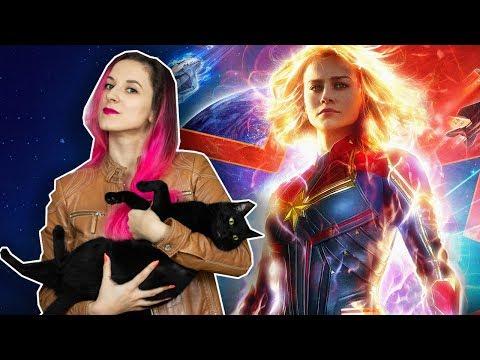 Kapitan Marvel - recenzja bezspoilerowa