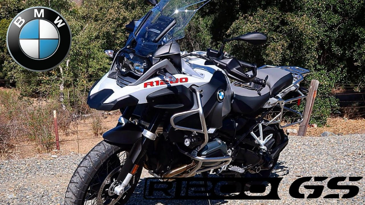 2016 Bmw R1200gs Adventure First Ride Impressions