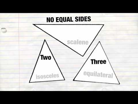 Classifying Triangles Song [Parody of Lorde's Royals]