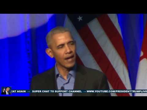 Barack Obama Speech At Climate Summit in Chicago 5 12 2017