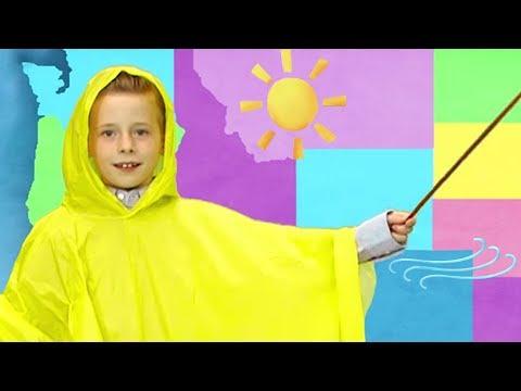 It's Raining It's Pouring | Nursery Rhyme