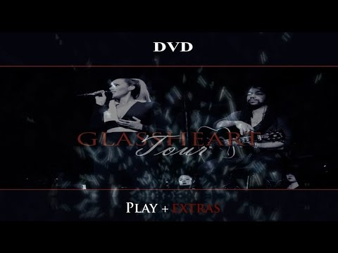 Glassheart Tour DVD - Leona Lewis Portugal