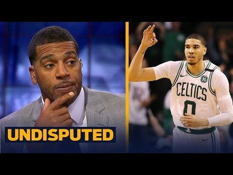 Jim Jackson questions if the Celtics can close out the series vs LeBron's Cavs   NBA   UNDISPUTED