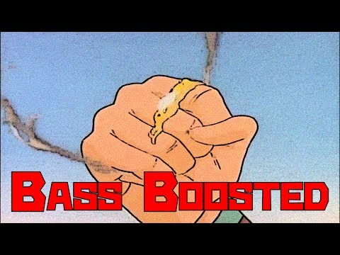 MY PRECIOUS POWER RING, GONE FOREVER  【BASS BOOSTED】