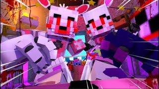 FNAF EXE Babies Attack!- Minecraft FNAF Roleplay