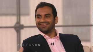 Aziz Ansari Says the '50 Cent' Story is True