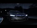 Технологии Acura - Светодиодные фары Jewel Eye