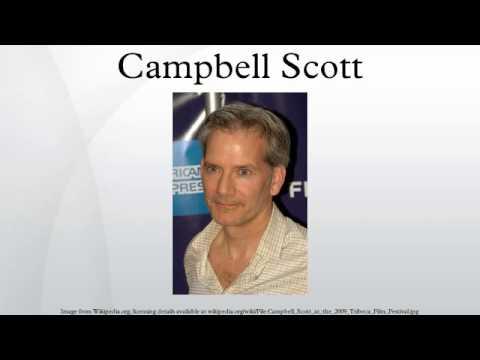 Campbell Scott