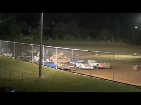 Ohio Valley Speedway Late Model Special 7-5-2014