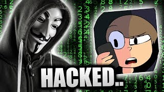 I MET A HACKER IN REAL LIFE..