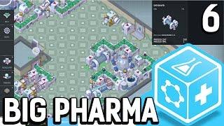 Big Pharma #6 Wenn lange Geduld sich auszahlt Der Pillen Fabrik Simulator BETA Gameplay