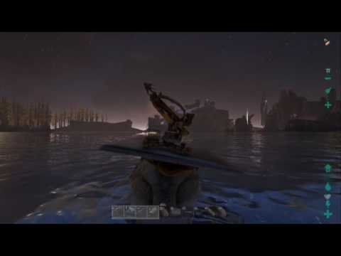 ARK - Naval Warfare with a dash of Plesiosaur