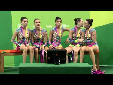 2016 Olympic Test Event - Rhythmic Group Highlights